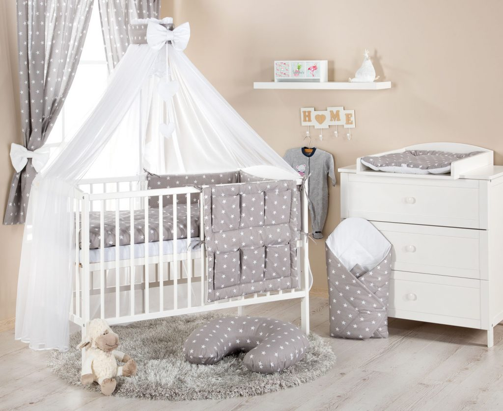 bedding set- swaddle wrap - changing mat - canopies - curtains