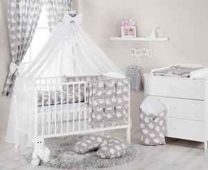 Bedding set - beautiful bedding for a baby