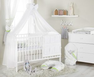 Bedding set - cosy and healthy nursery bedding set