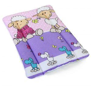 chanigng mat sheep pink