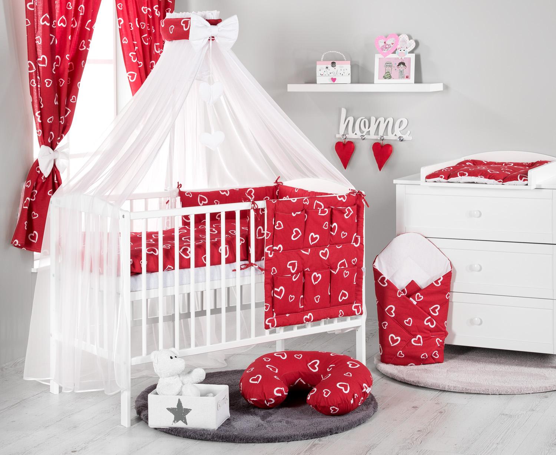Bedding set - cosy and healthy nursery bedding set