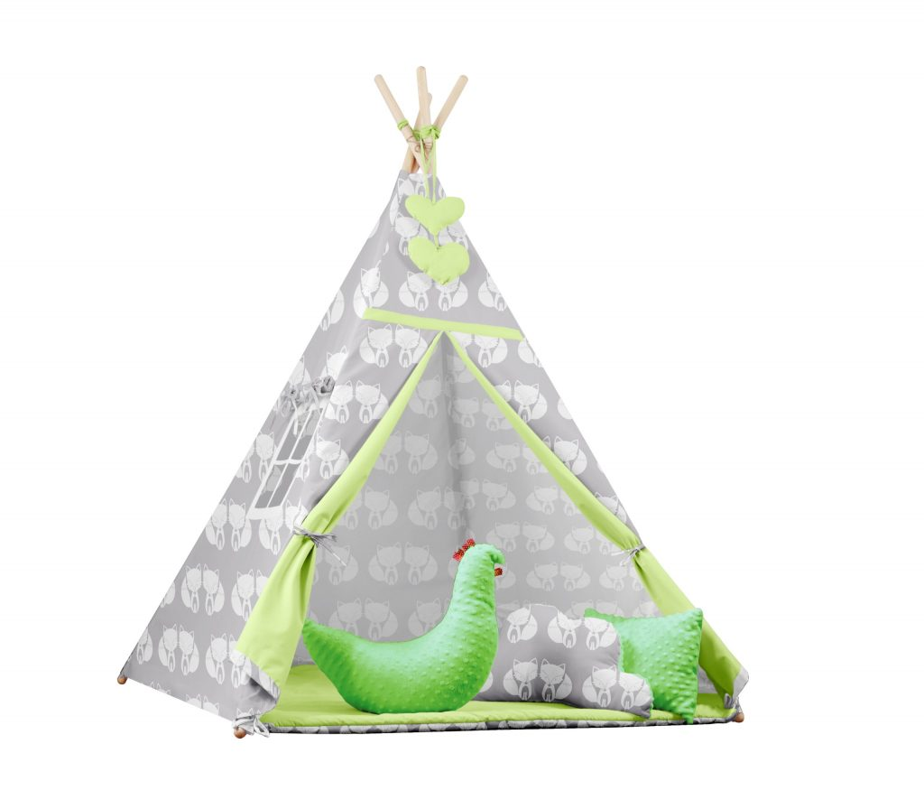 Teepee Little Foxes